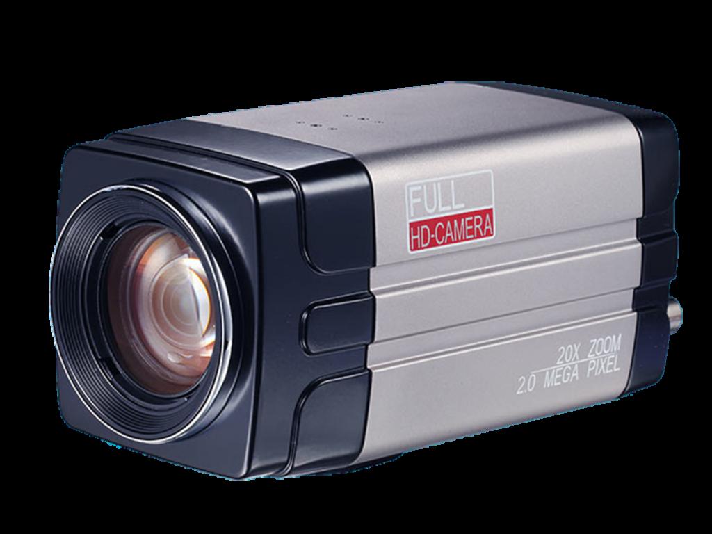 TeleDelta HD900 Fixed Camera, 1080P, 20x Zoom, SDI, HDMI, LAN output