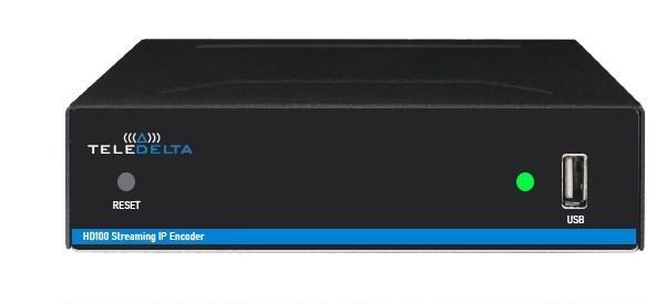 Streaming IP Encoder